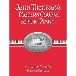 John Thompson's Modern Course For The Piano - Third Grade