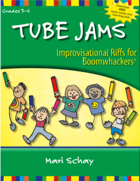 View larger image of Tube Jams - Boomwhackers, Grades 3-6