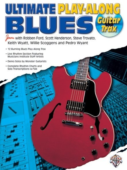 View larger image of Ultimate Play-Along Guitar Trax: Blues w/CD