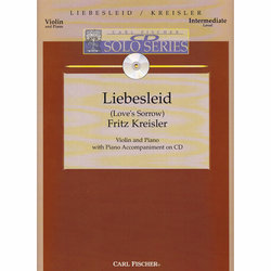 Liebesleid for Violin and Piano