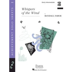 Whispers of the Wind (Early Intermediate/Level 3B) - Piano Solo