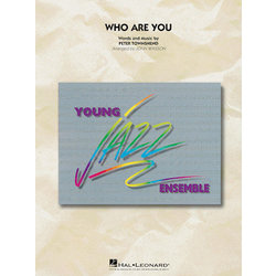 Music Who Are You - Score & Parts (JB Gr. 3)