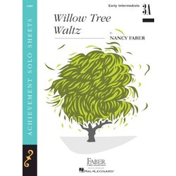 Willow Tree Waltz (Early Intermediate/Level 3B) - Piano Solo