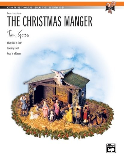 View larger image of The Christmas Manger - Intermediate Piano Solo