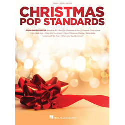 Christmas Pop Standards: 22 Holiday Favourites (PVG)