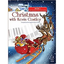 Music Xmas with Kevin Costley Book 1 (elementary)(PA)