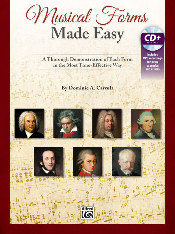 View larger image of Musical Forms Made Easy