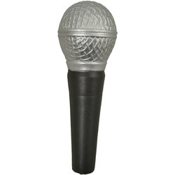 Musical Instrument Stress Toy - Microphone