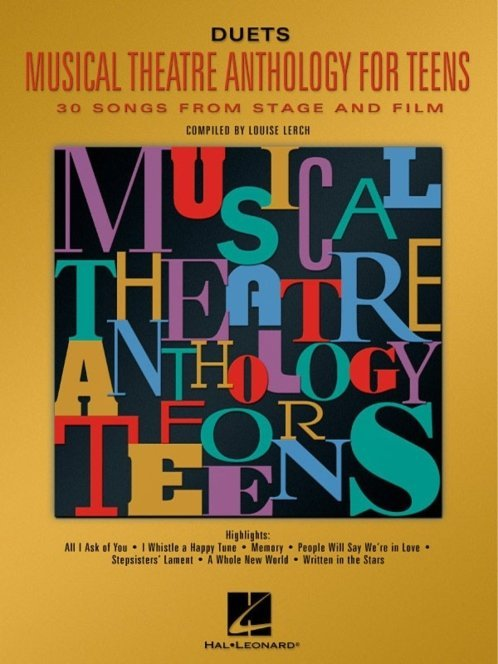 View larger image of Musical Theatre Anthology for Teens - Duets