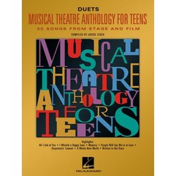 Musical Theatre Anthology for Teens - Duets