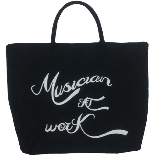 View larger image of Musicians at Work Shopping Bag