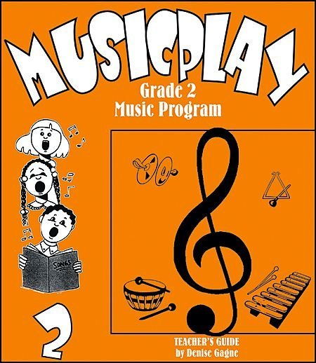 View larger image of Musicplay Grade 2 - Teacher Guide w/4CD