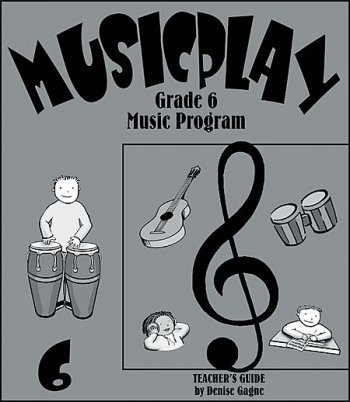 View larger image of Musicplay Middle School - Teacher Guide w/6CD