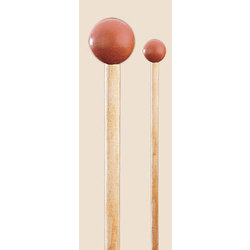 Musser Rubber Mallets with Birch Handle - Hard