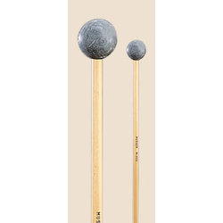 Musser Rubber Mallets with Rattan Handle - Medium-Hard