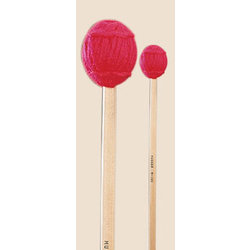 Musser Yarn Mallets with Birch Handle - Very Hard