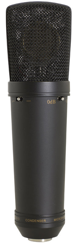 View larger image of MXL 2003A Large Capsule Condenser Microphone