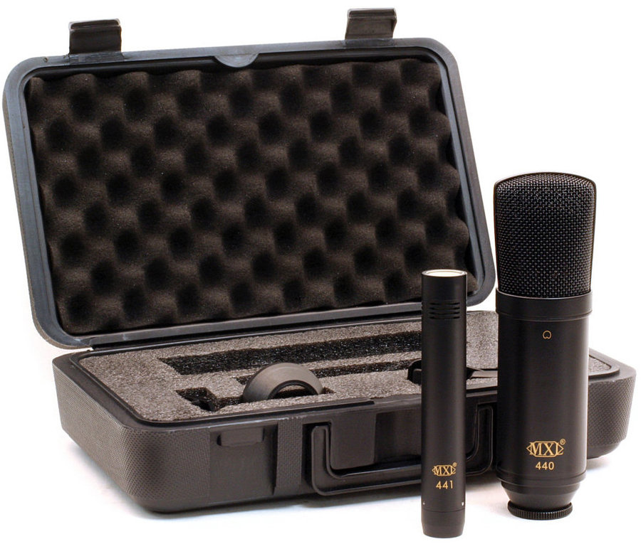 View larger image of MXL 440/441 Microphone Ensemble