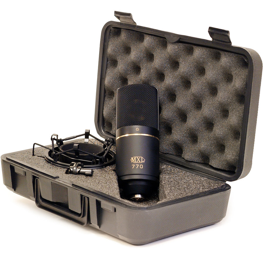 View larger image of MXL 770 Condenser Microphone