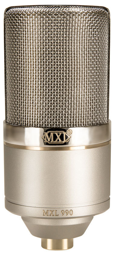 View larger image of MXL 990-HE Condenser Microphone