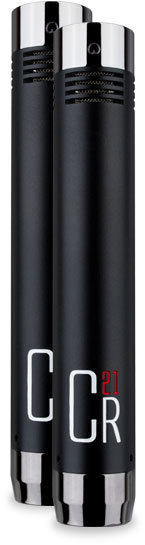View larger image of MXL CR21 Instrument Microphones - Pair
