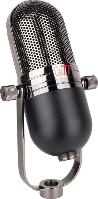 View larger image of MXL CR77 Dynamic Stage Vocal Microphone