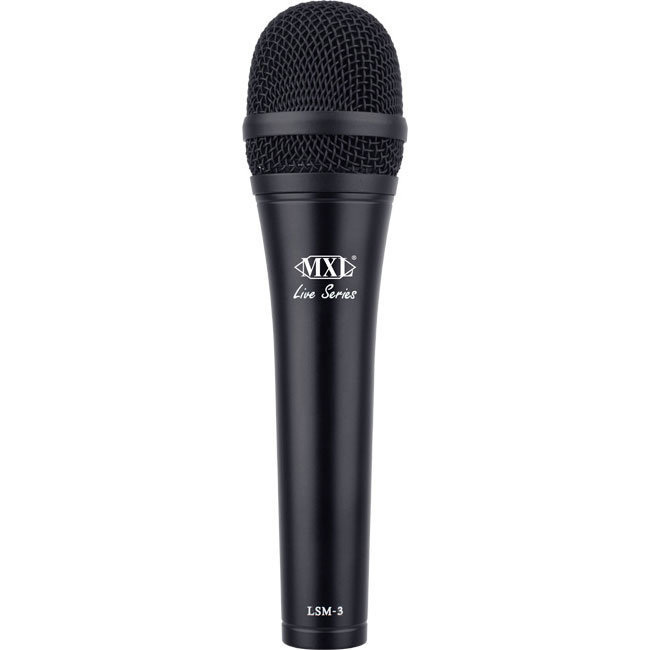 View larger image of MXL LSM-3 Dynamic Microphone