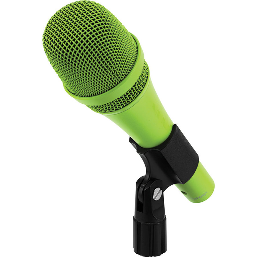 View larger image of MXL POP LSM-9 Dynamic Vocal Microphone - Green