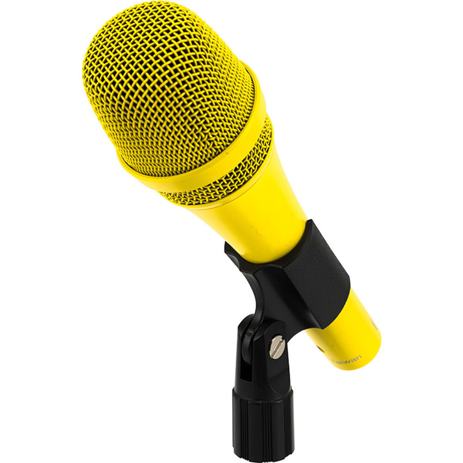 View larger image of MXL POP LSM-9 Dynamic Vocal Microphone - Yellow