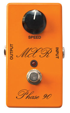View larger image of MXR CSP-101SL Script Phase 90 Pedal with LED Info
