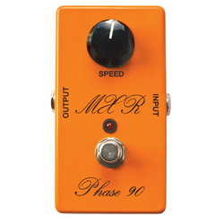 MXR CSP-101SL Script Phase 90 Pedal with LED Info