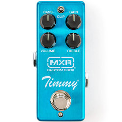 MXR Custom Shop Timmy Overdrive Pedal
