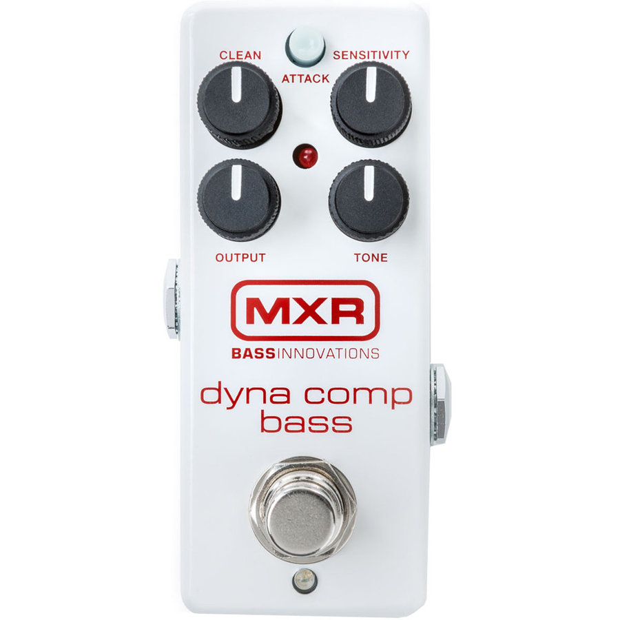 View larger image of MXR Dyna Comp Bass Compressor Pedal