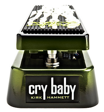 View larger image of MXR KH95 Kirk Hammett Signature Cry Baby Wah Wah Pedal