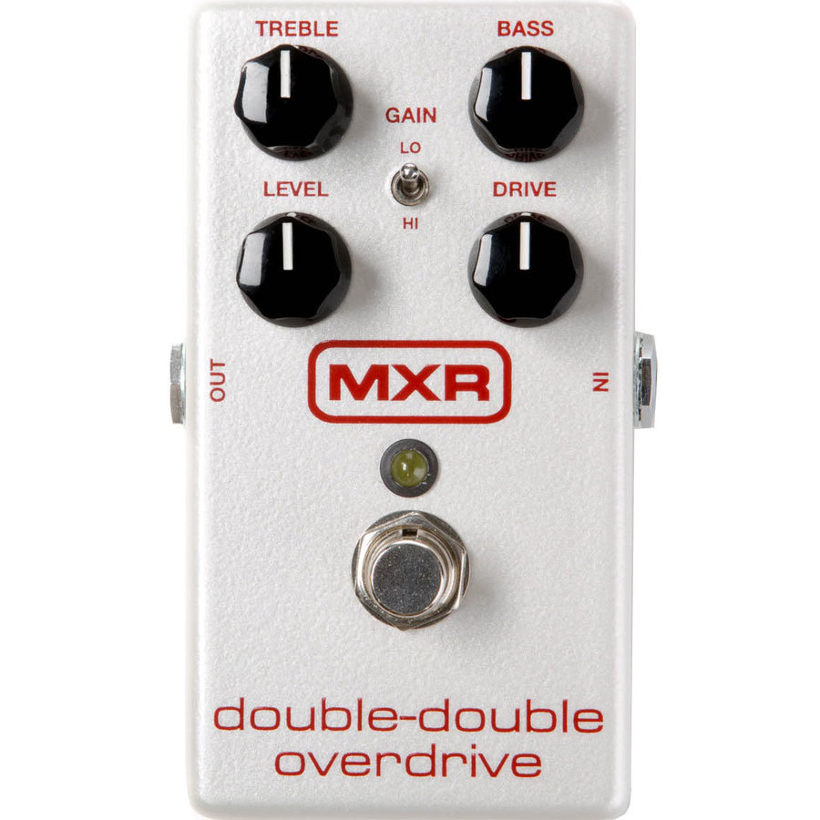 View larger image of MXR M250 Double Double Overdrive Pedal