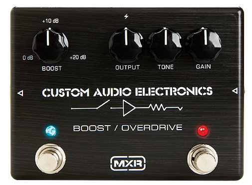 View larger image of MXR MC402 Boost/Overdrive Pedal