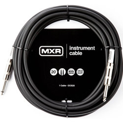 MXR Standard Instrument Cable - Straight/Straight, 20'