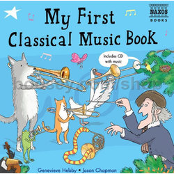My First Classical Music Book - Book and CD