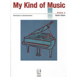 My Kind of Music, Book 2 (Piano)