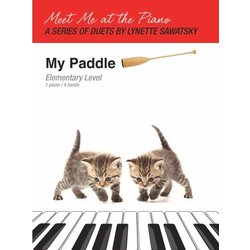 My Paddle - Piano Duet (1P4H)
