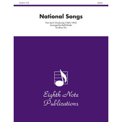 National Songs - (Brass Trio)