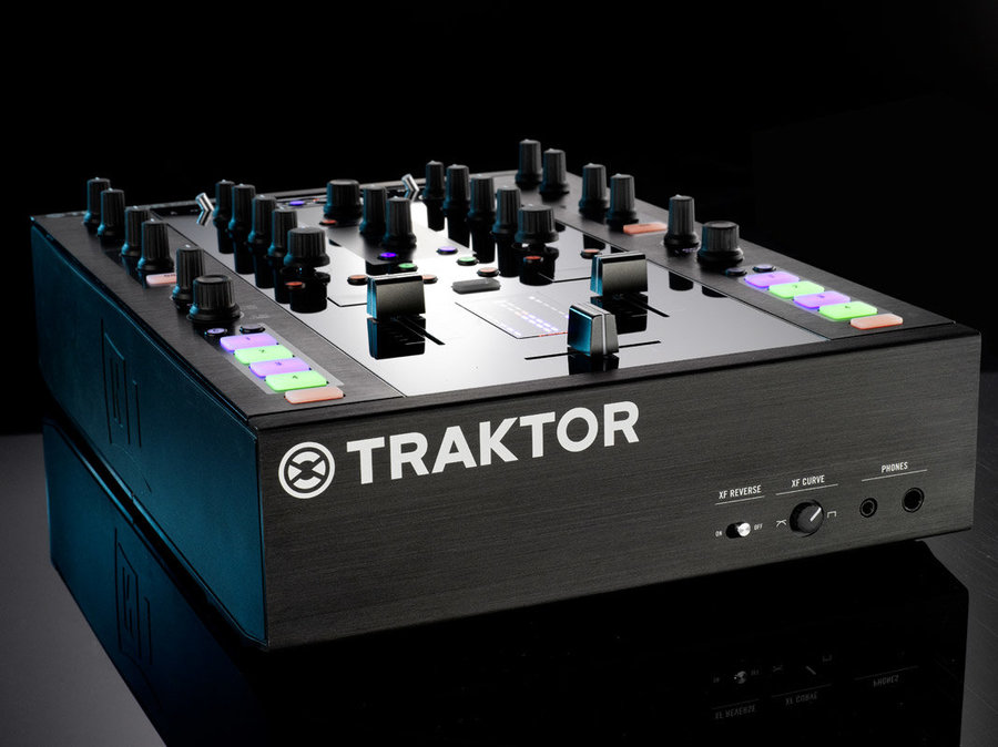 View larger image of Native Instruments Traktor Kontrol Z2