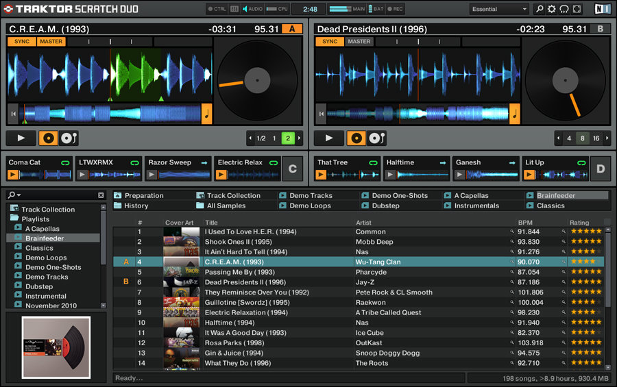 View larger image of Native Instruments Traktor Scratch A6