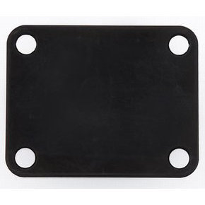 View larger image of Neckplate - Black