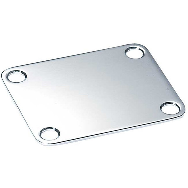 View larger image of Neckplate - Chrome
