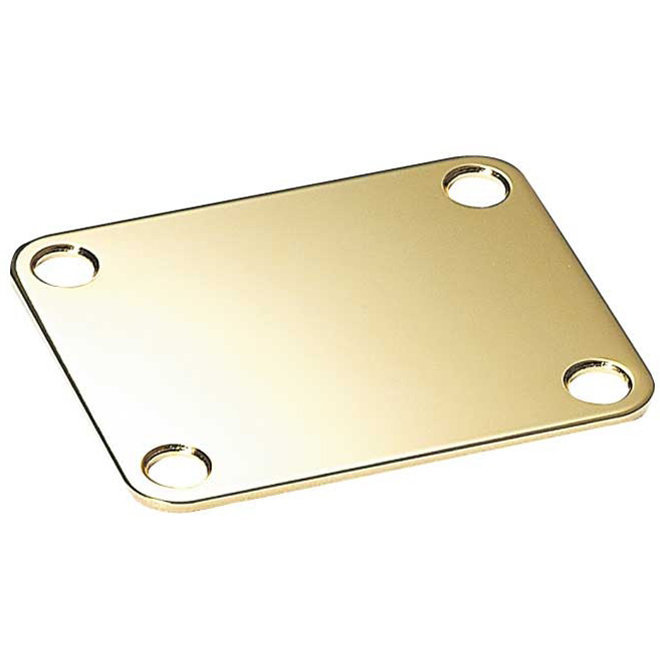 View larger image of Neckplate - Gold