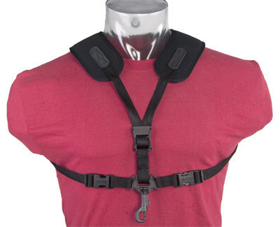 View larger image of Neotech Super Harness with Swivel Guard - Black