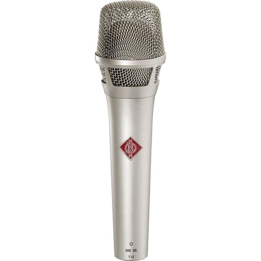 View larger image of Neumann KMS 105 Supercardiod Vocal Microphone