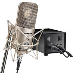 Neumann M149 Set Large Diaphragm Tube Condenser Studio Microphone