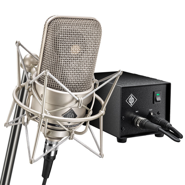 View larger image of Neumann M150 Tube Small Diaphragm Tube Condenser Microphone